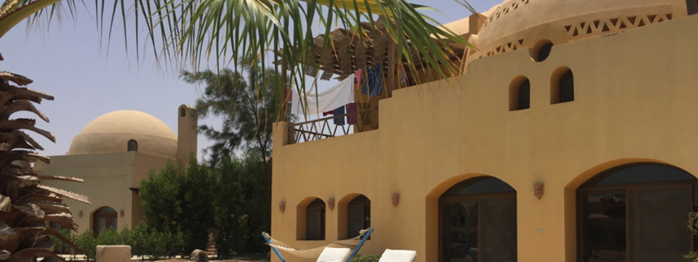[Image: SEA VIEW VILLA WITH POOL - El Gouna]