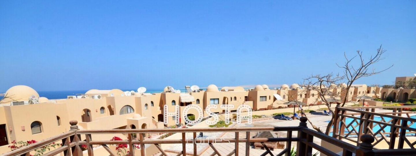 [Image: The View Hurghada | 1 bedroom with beach & pool]